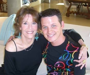 Atlanta Comedy Magician with Jane Fonda